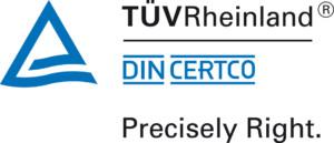 DINCERTCO TÜV Rheinland