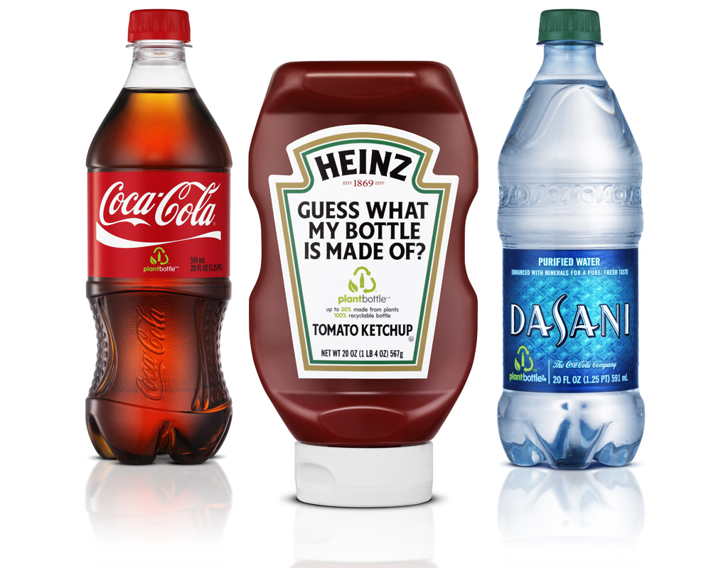 Coca Cola Company Plastics