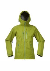 'Eidfjord' weatherproof jacket by outdoor brand Bergans of Norway © Bergans of Norway