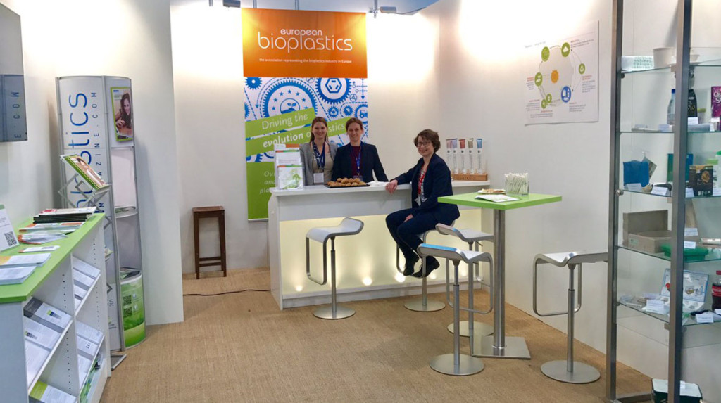 EUBP Booth at interpack17