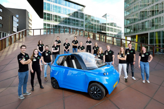World's first biobased, circular car created using Luminy from Total Corbion PLA