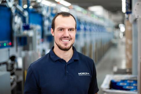 Member portrait: Mosca GmbH