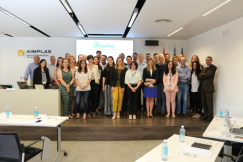 Succesfull kick-off meeting of the BIOnTOP project