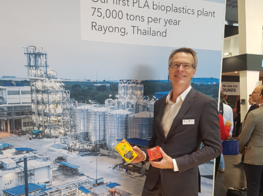 Total Corbion's new plant in Thailand produces low carbon footprint PLA