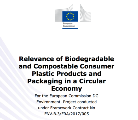 EU study lacks acknowledging benefits of compostable packaging