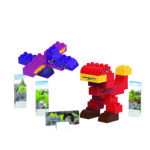 Toy building blocks from bio-based PE (c) biOBUDDi