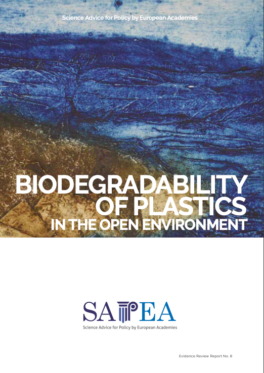 EU Commission report confirms role of biodegradable plastics within a circular economy
